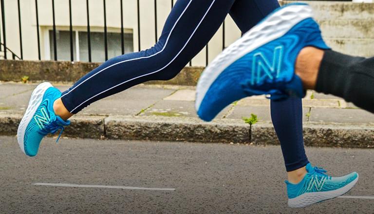 Jakie wybrać buty do biegania po asfalcie, aby trenować bezpiecznie?